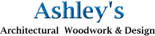 Ashley's Architectural Woodwork & Design Logo