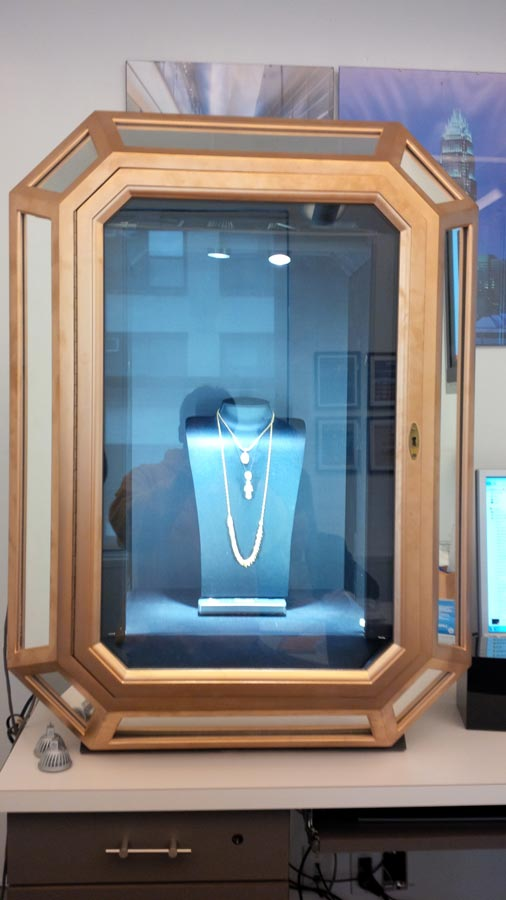 Harry Winston Prototype