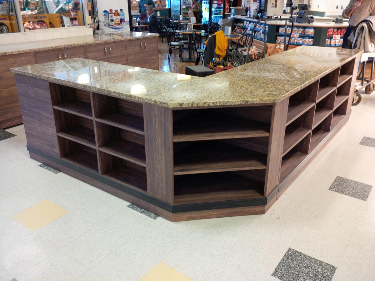 Shop Rite Counter