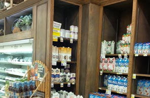 Shop Rite Wood Counter
