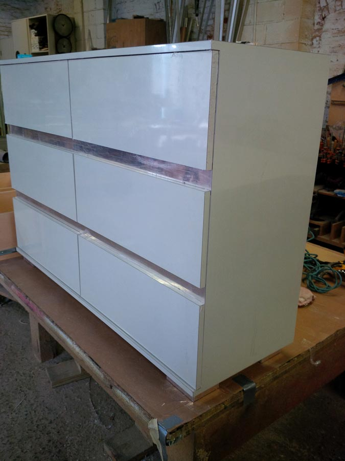 Residential Cabinet