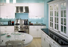 Residential Kitchen White